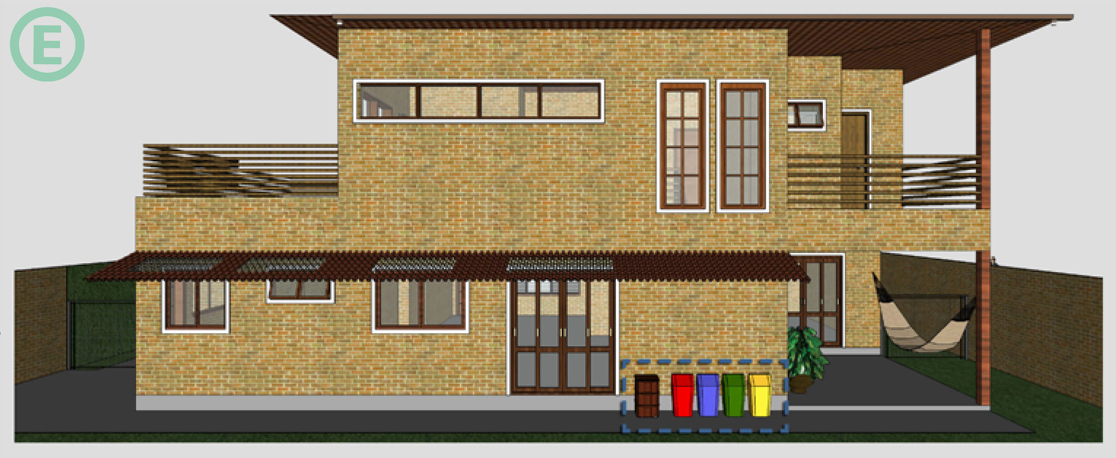 arquitetura-sustentavel-coleta-seletiva